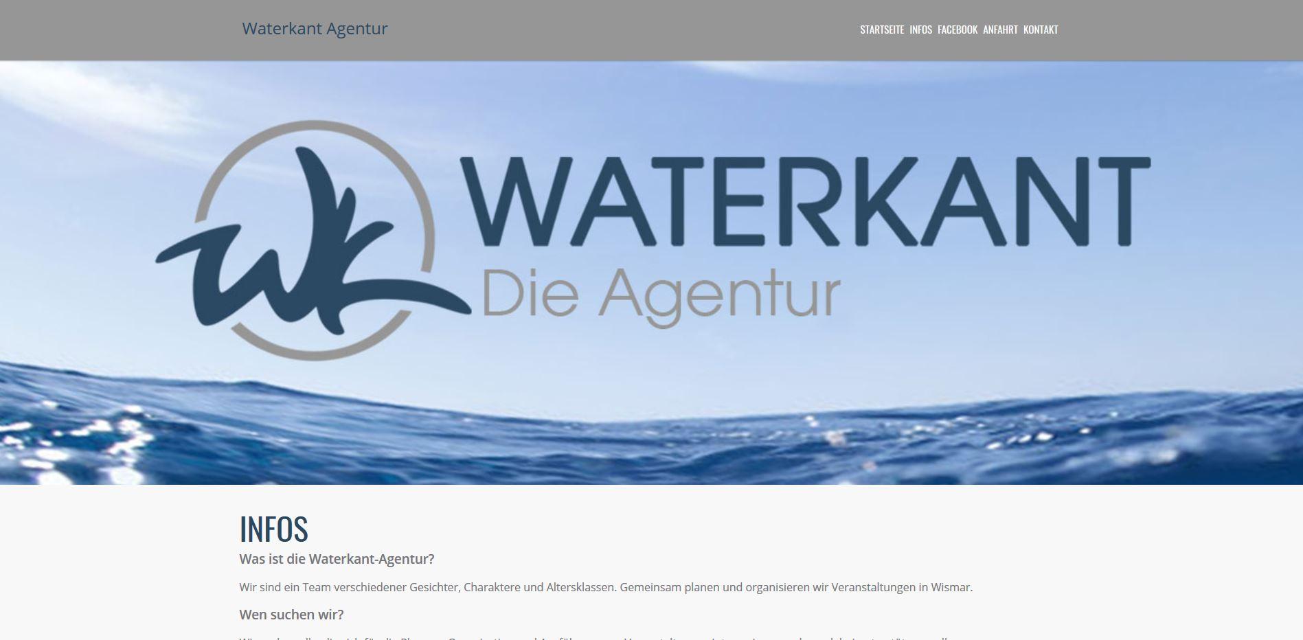 Waterkant Website