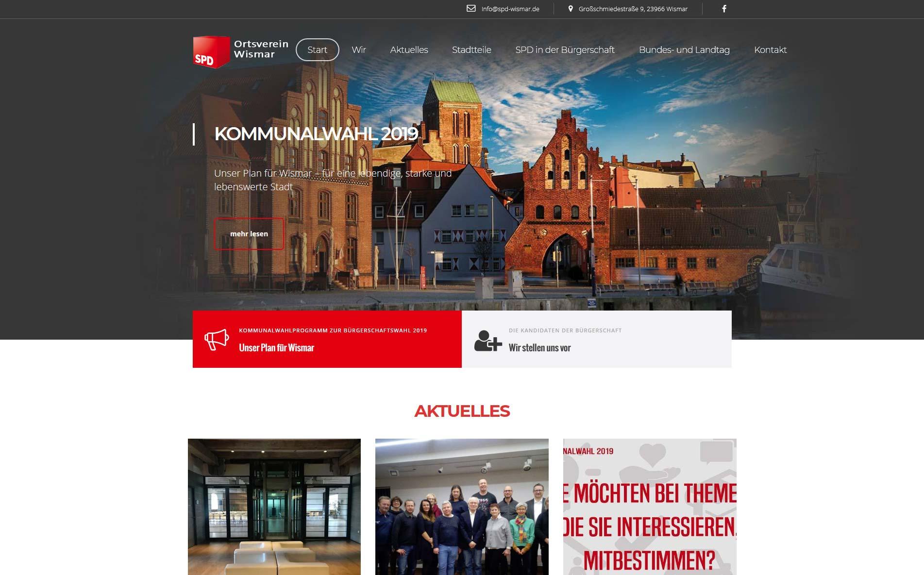 SPD Wismar